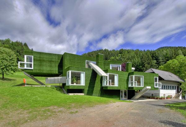 A Casa Verde. Áustria