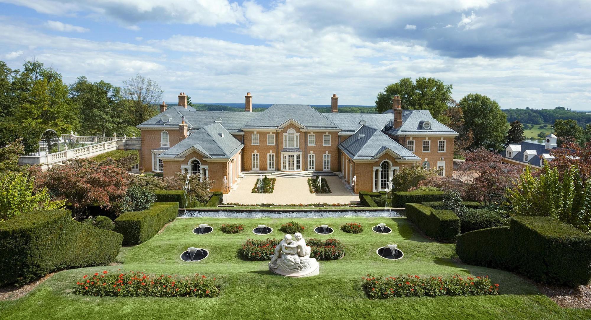 Quinta e adega Kluge (Charlottesville) – Valor: 80 milhões de euros