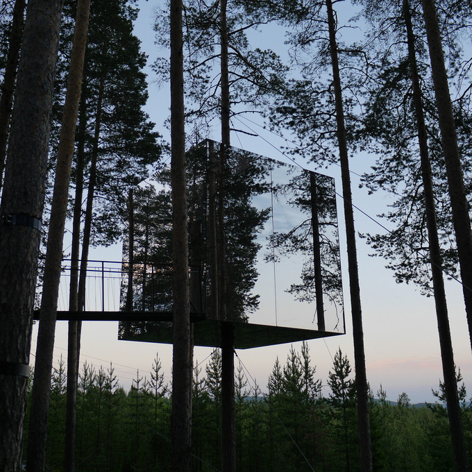 The Mirror Cube. Suécia