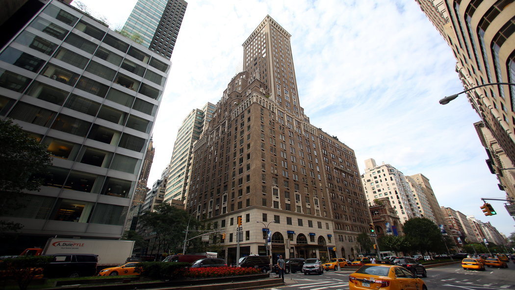Trump Park Avenue (Nova Iorque, EUA)