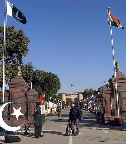 Fronteira Índia-Paquistão