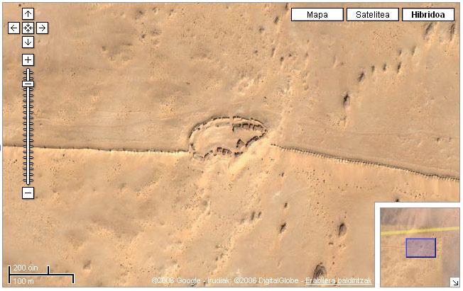 Muro do Sahara Ocidental