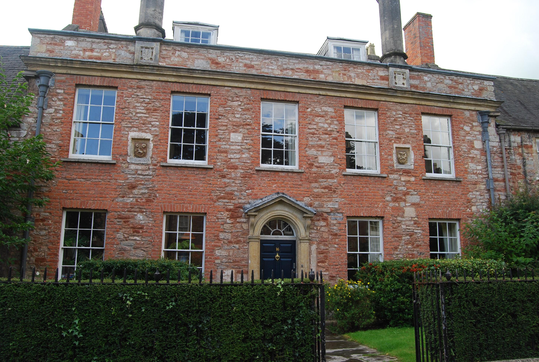 Shrewsbury House, Vicars' Close, Wells, Somerset (Reino Unido) / Wikimedia commons