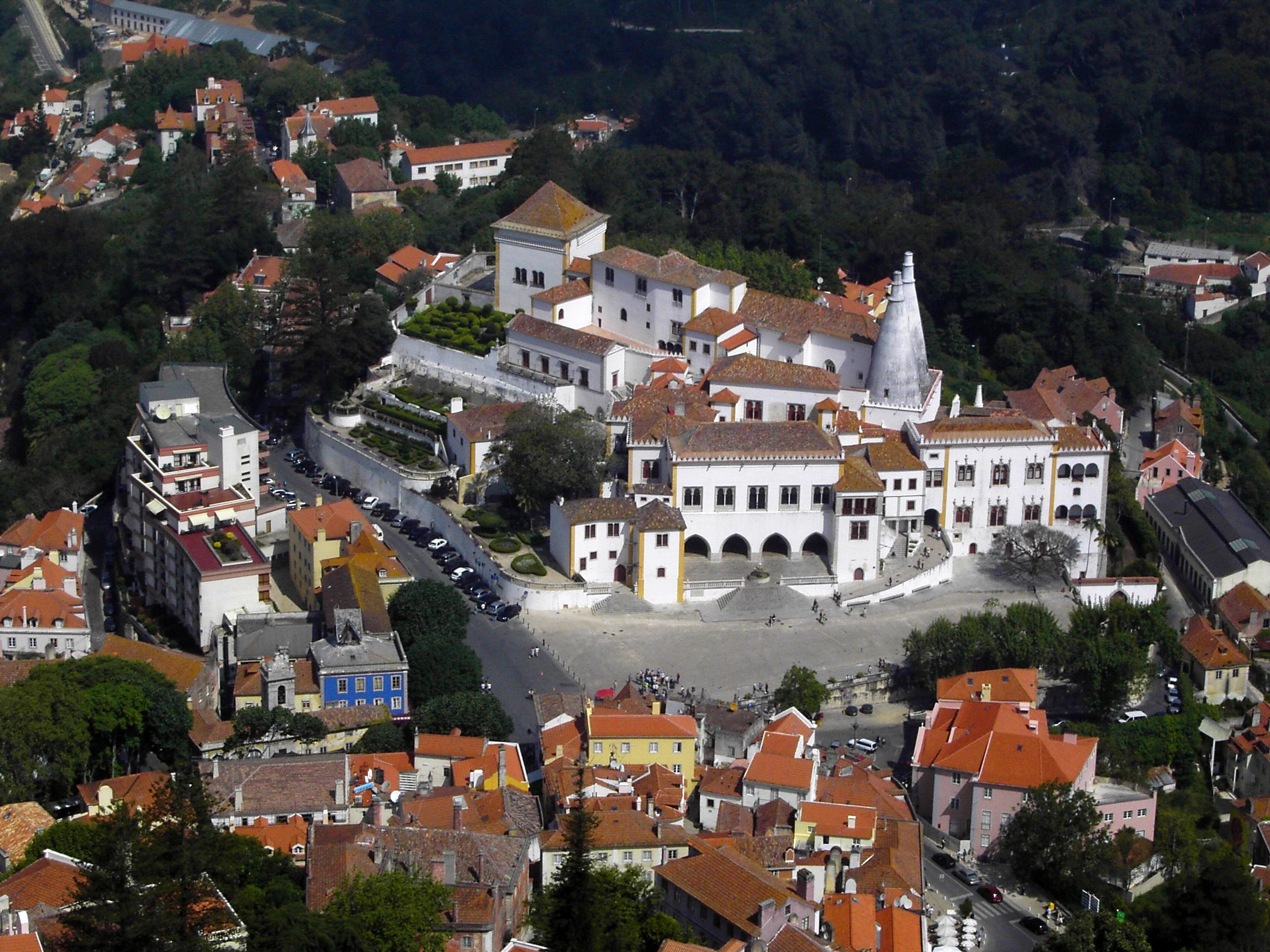 Vila de Sintra está classificada pela Unesco como património mundial / Wikimedia commons