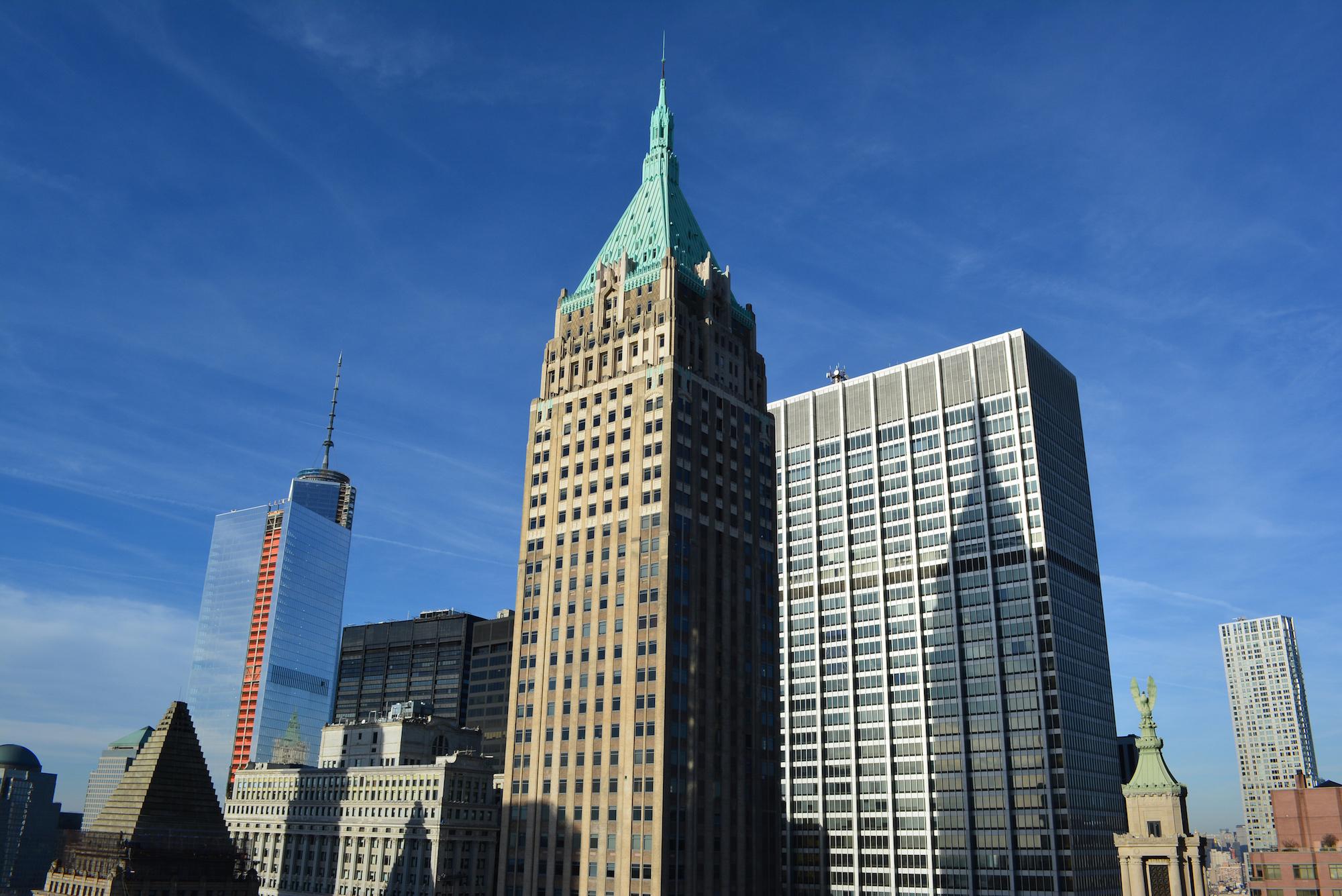 The Trump Building (Nova Iorque, EUA)
