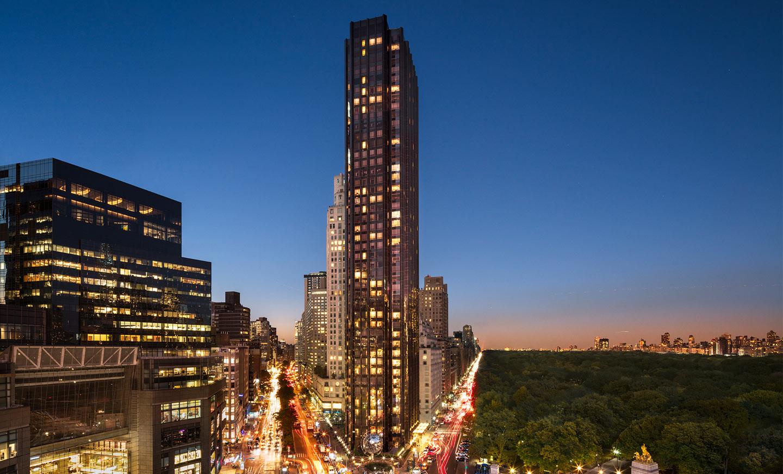 Trump International Hotel & Tower (Nova Iorque, EUA)