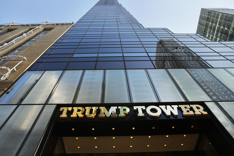 Trump Tower (Nova Iorque, EUA)