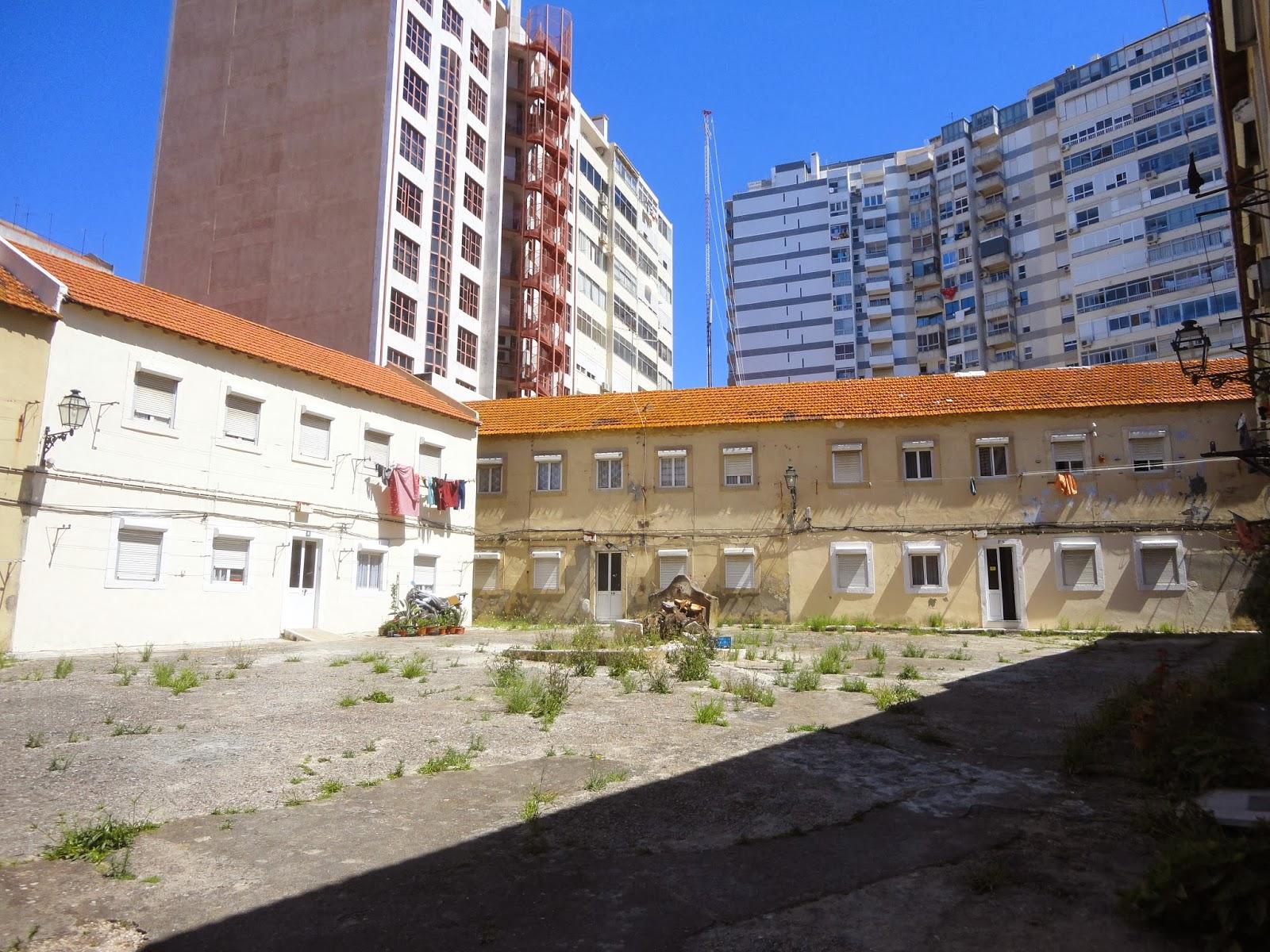 Vila Romão da Silva, ao lado das Amoreiras, vai ser a vila com maior impacto, segundo a CML