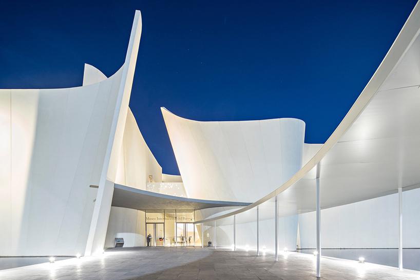 Museu Internacional del Barroco by Toyo Ito. Puebla, México