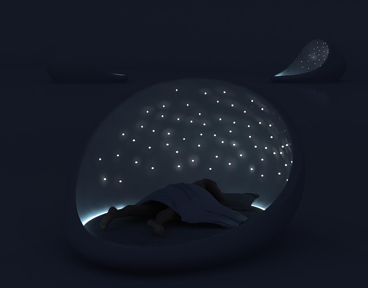 A cama cósmica