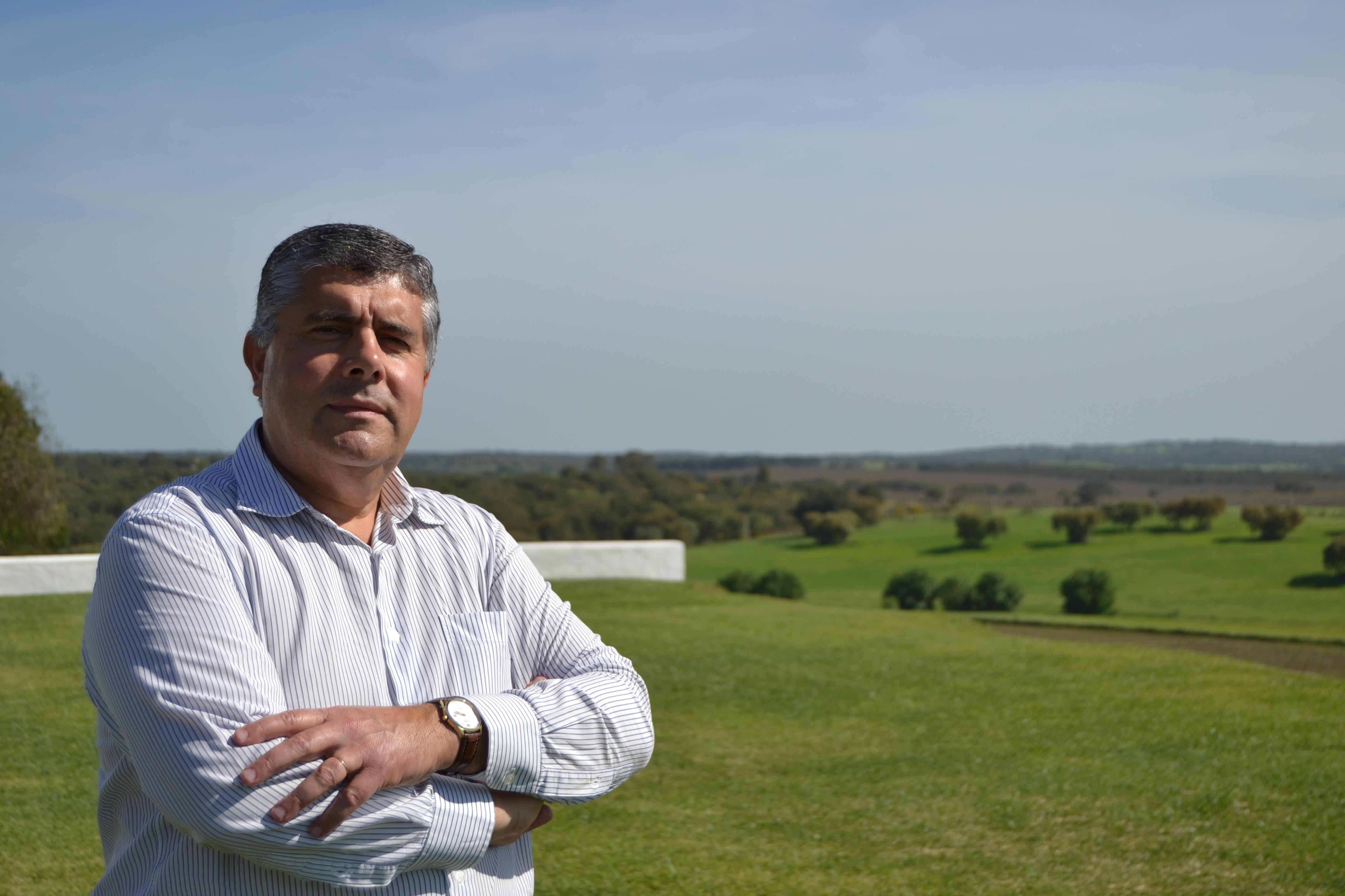 Francisco Grácio, administrador da PortugalRur.