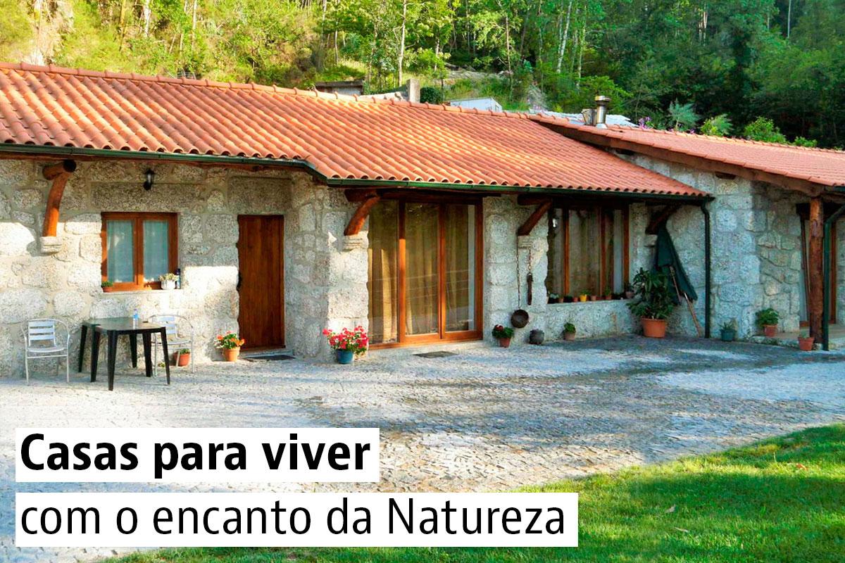 Casas r sticas venda em portugal idealista news - Casas de campo restauradas ...