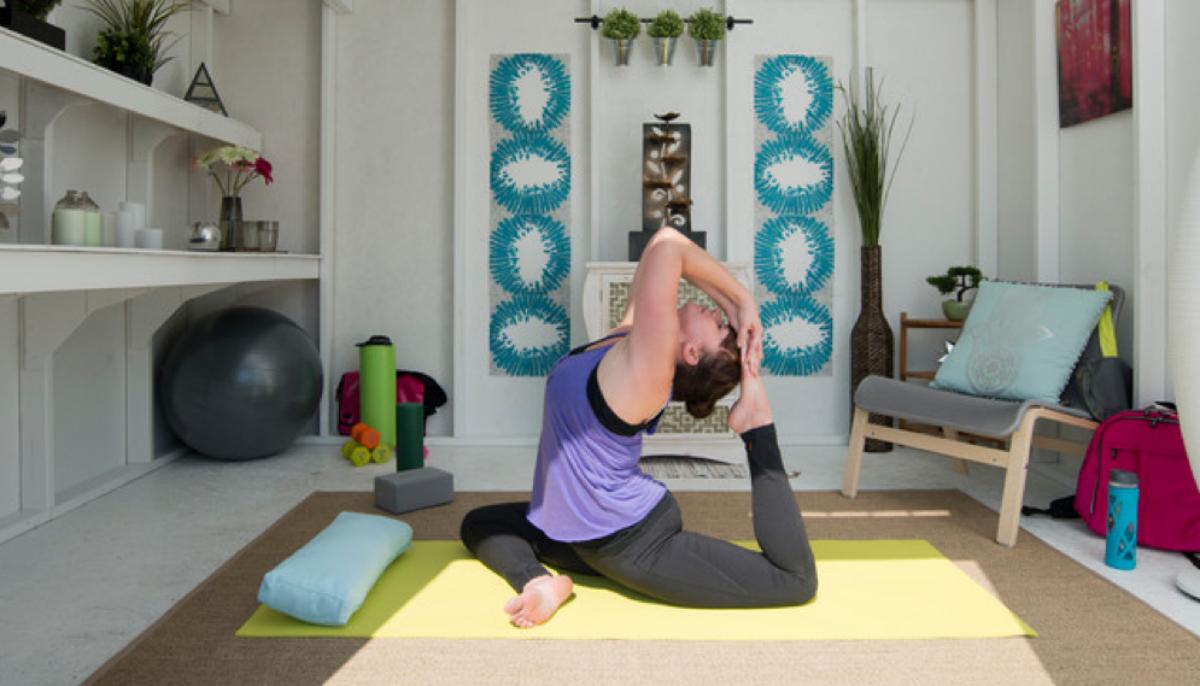 Guia Prático Para Desenhar Uma Zona De Yoga E Meditação Em Casa Idealista News