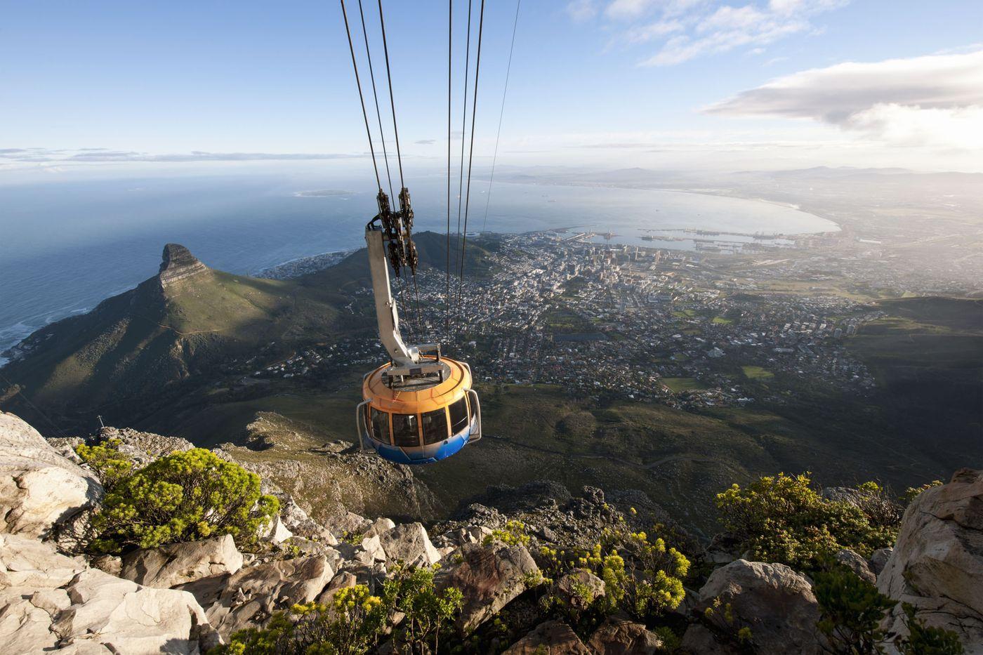 17 – Cidade do Cabo (África do Sul)