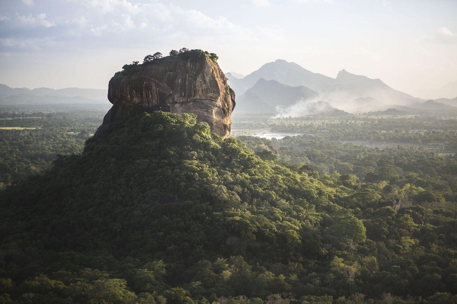 1 – Cidade Antiga de Sigiriya (Sri Lanka)
