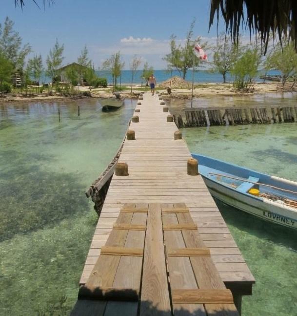 A ilha está a ser vendida em leilão no eBay (foto retirada do eBay). / eBay