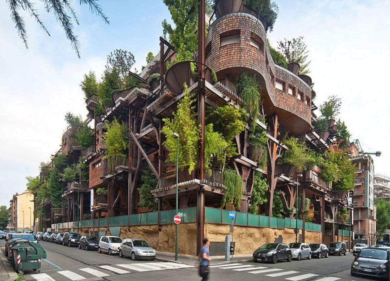 Casa árvore (Turim, Itália)