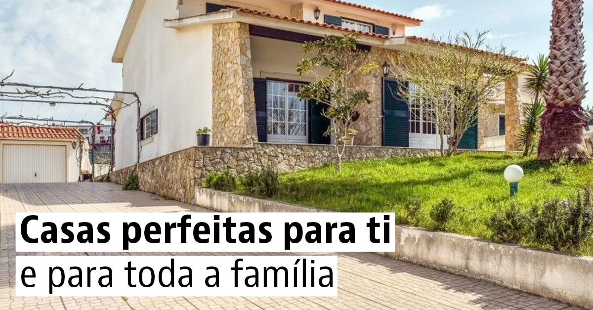 Casas para toda a família