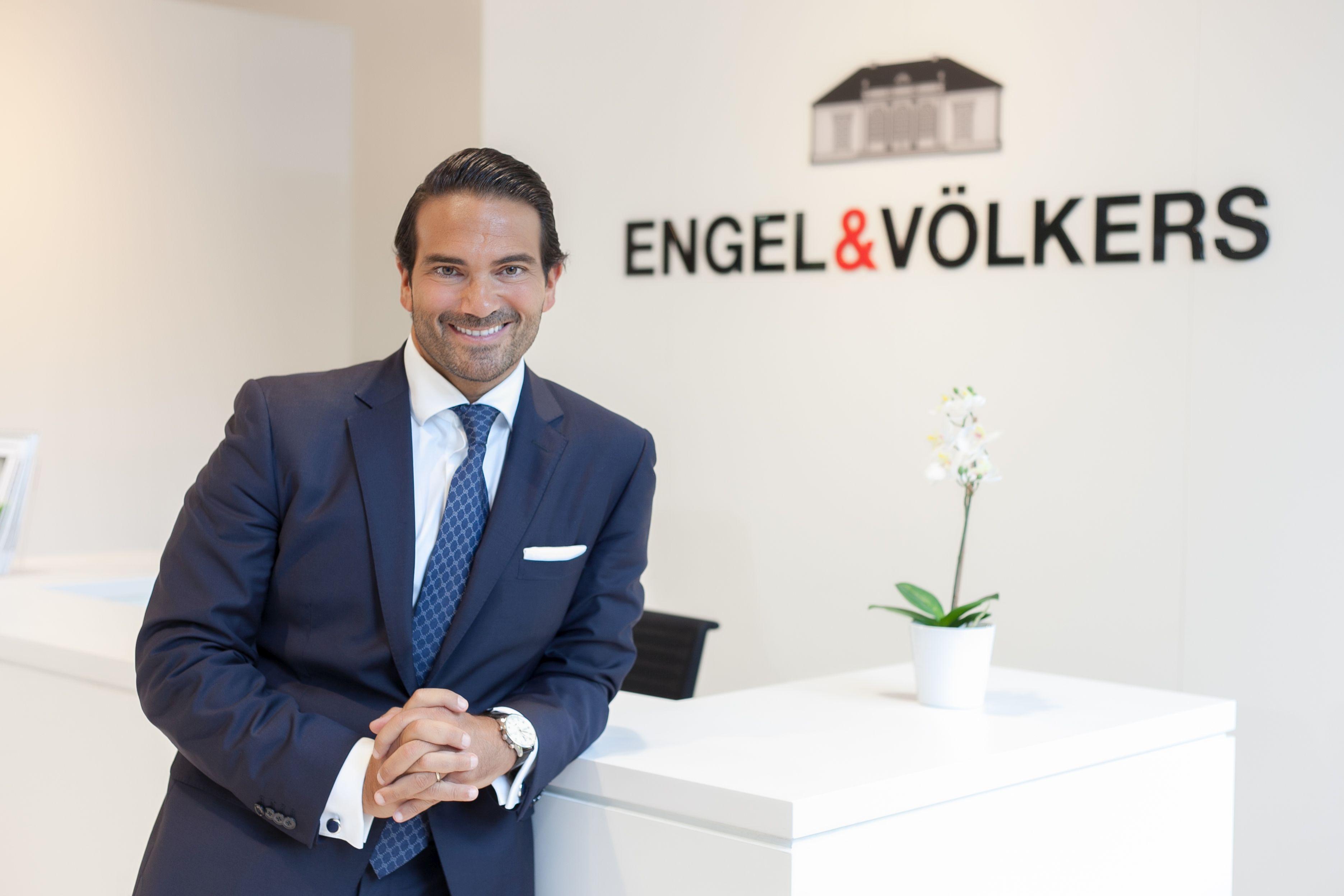 Juan-Galo Macià é o novo diretor geral da Engel & Völkers para Portugal, Espanha, e Andorra.
