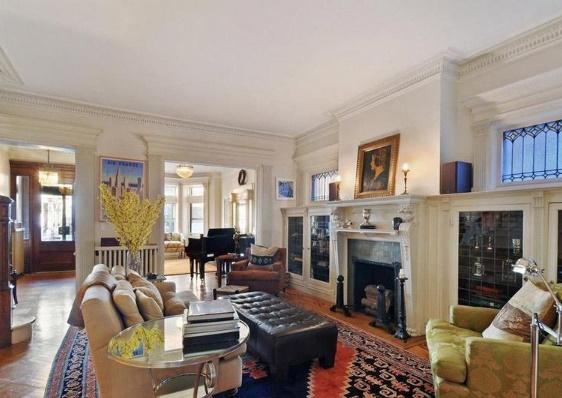 John Krasinski e Emily Blunt, Brooklyn (Nova Yorque) 6,5 milhões de dólares