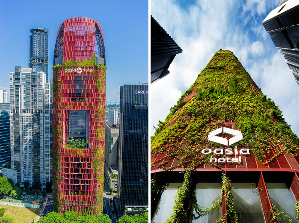 Oasia Hotel (Singapura)