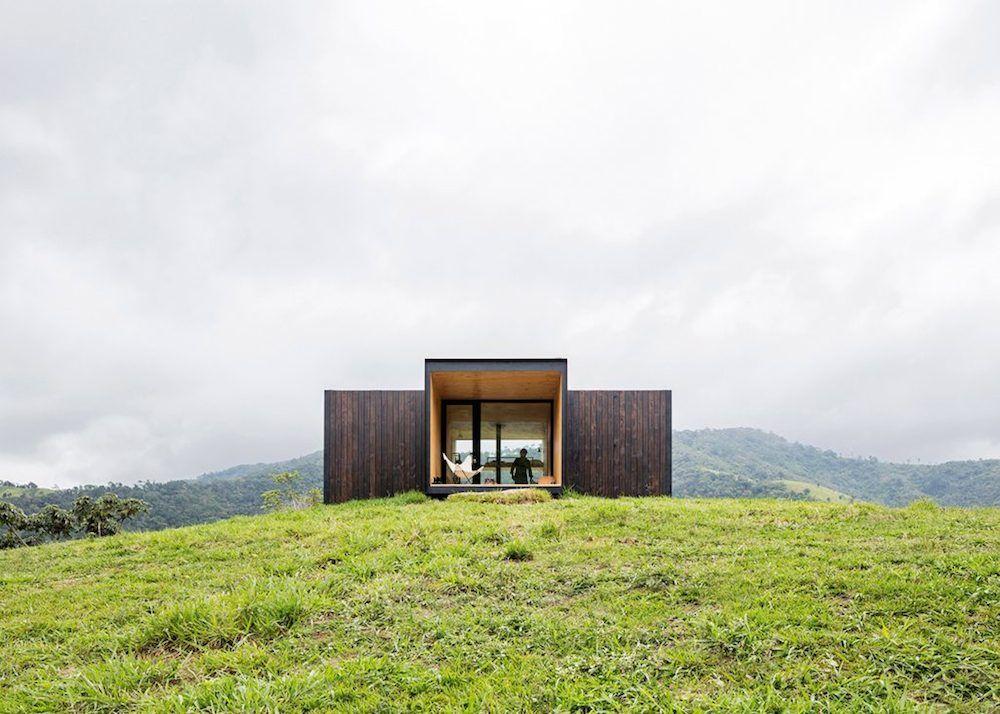 Um design modular com vistas magníficas