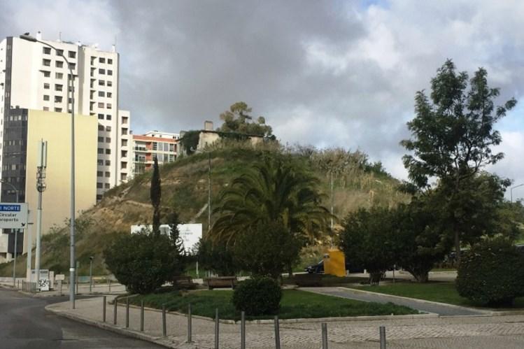 Lote de terreno no Areeiro, centro de Lisboa