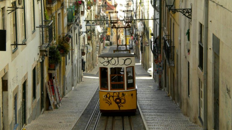 Rua da Bica de Duarte Belo, Lisboa