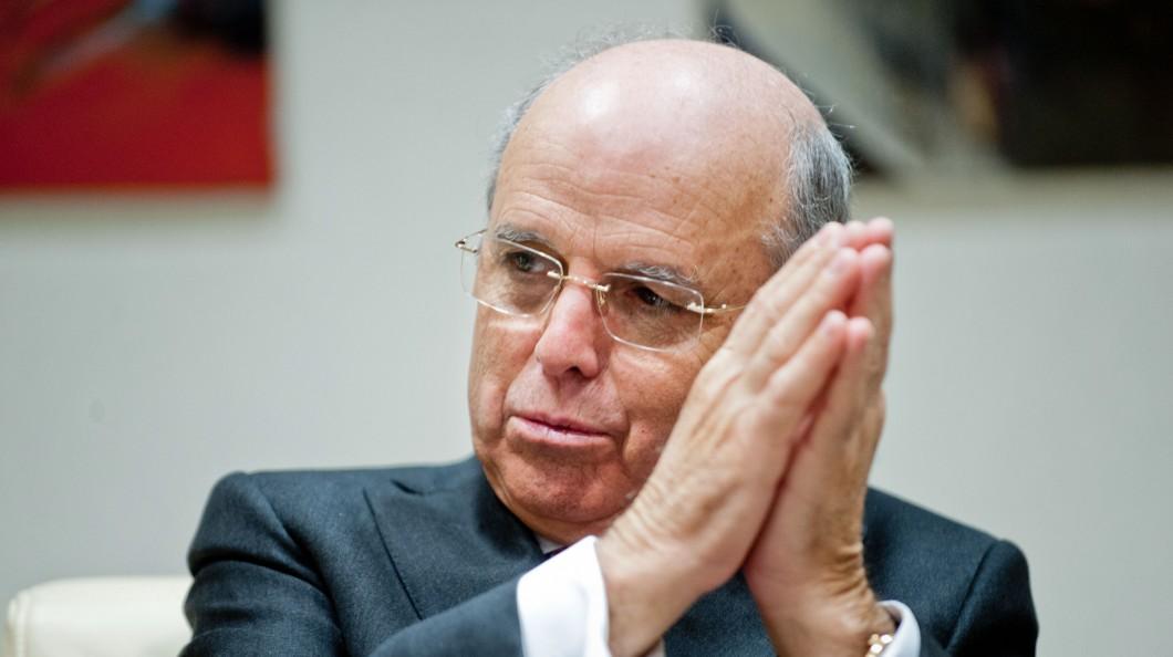 Tomás Correia, presidente do Montepio entre 2008 e 2015, é suspeito de vários crimes / Dinheiro Vivo