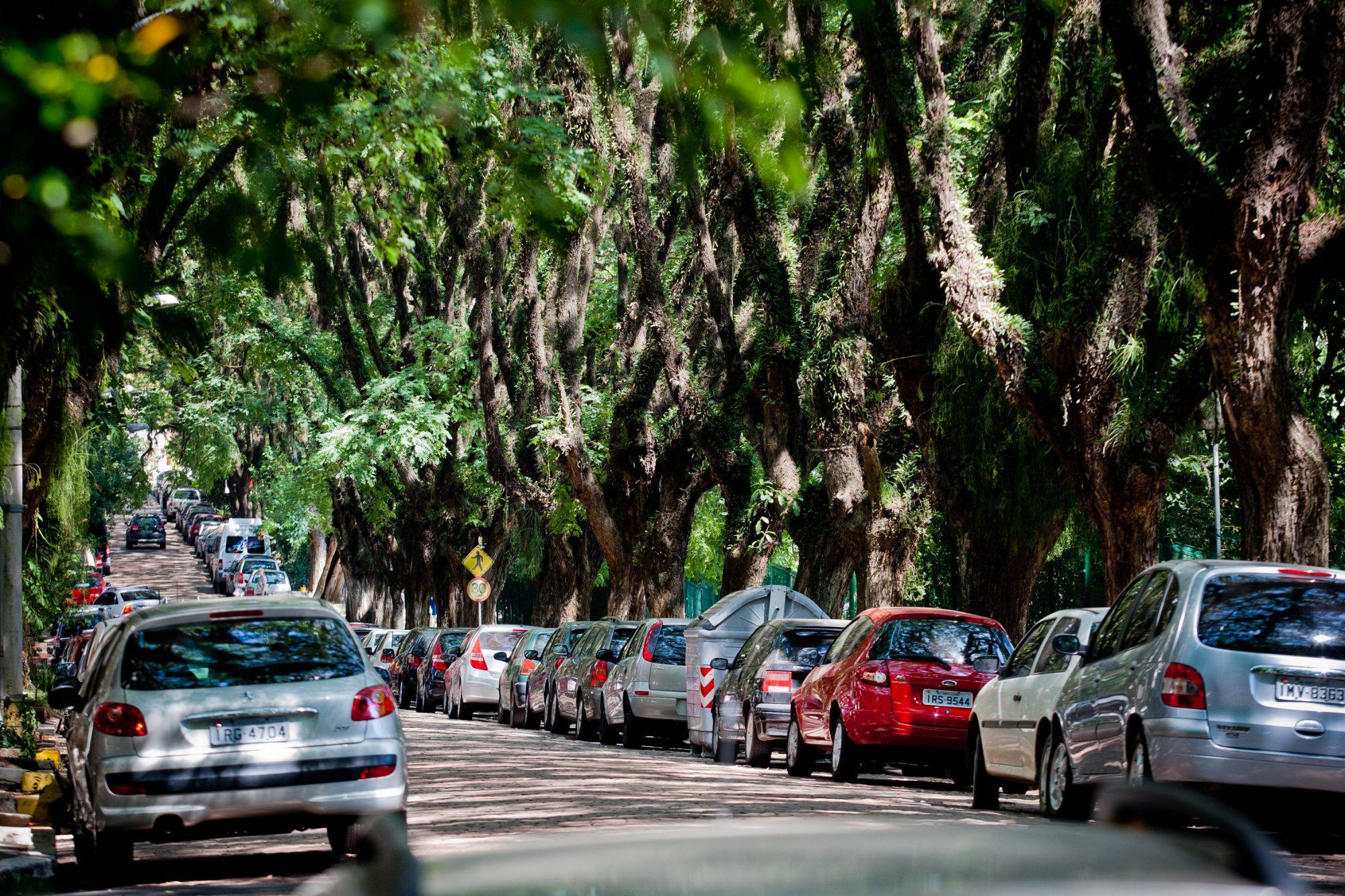 Rua Gonçalo de Carvalho, Porto Alegre (Brasil)