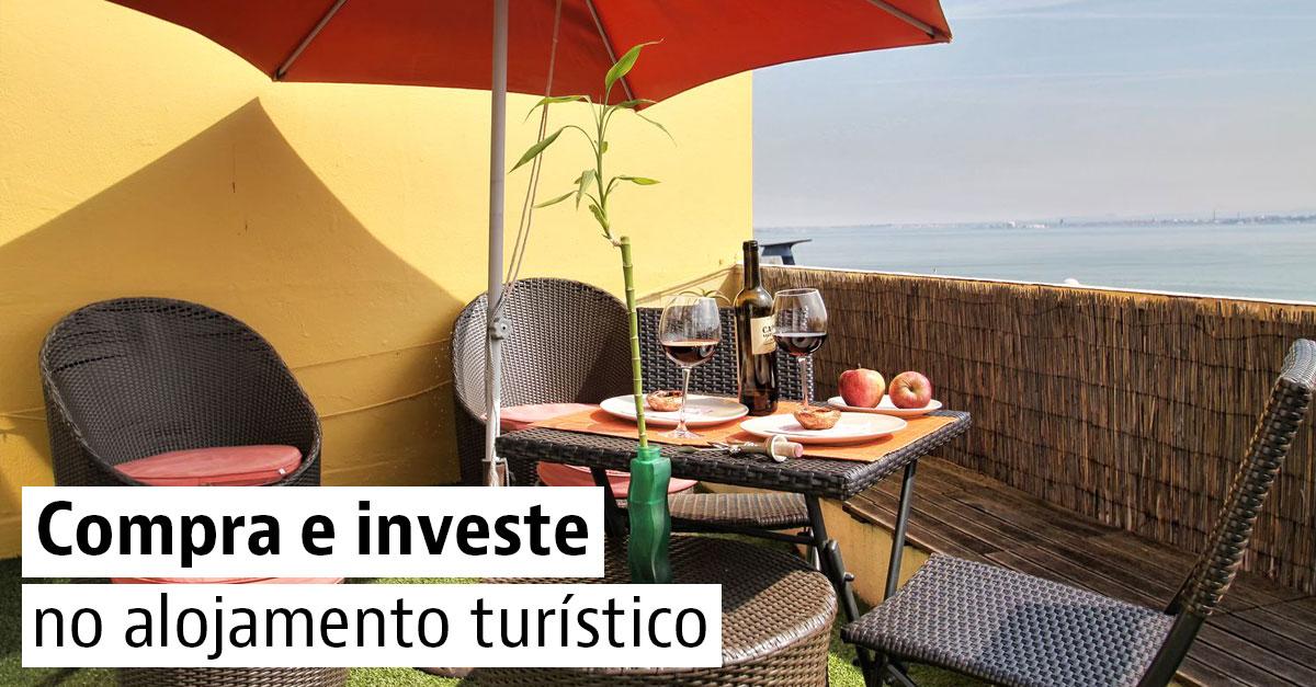 20 imóveis para comprar e arrendar a turistas