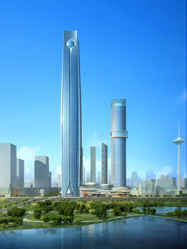 Baonen Shenyang Global Financial Center, China
