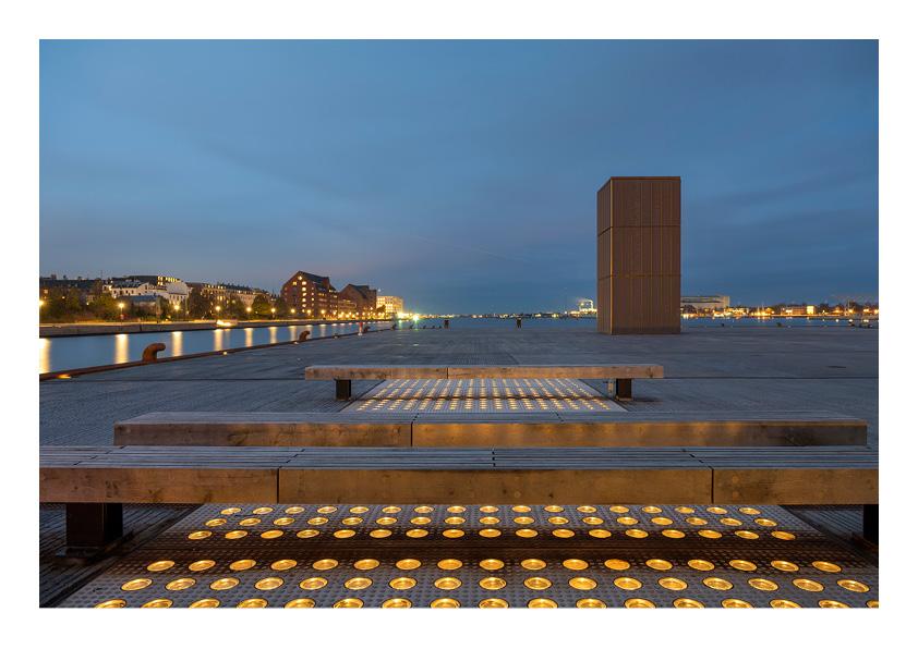 Cais Kvæsthus. Copenhaga, Dinamarca. Lundgaard & Tranberg Architects. @Jens Lindhe
