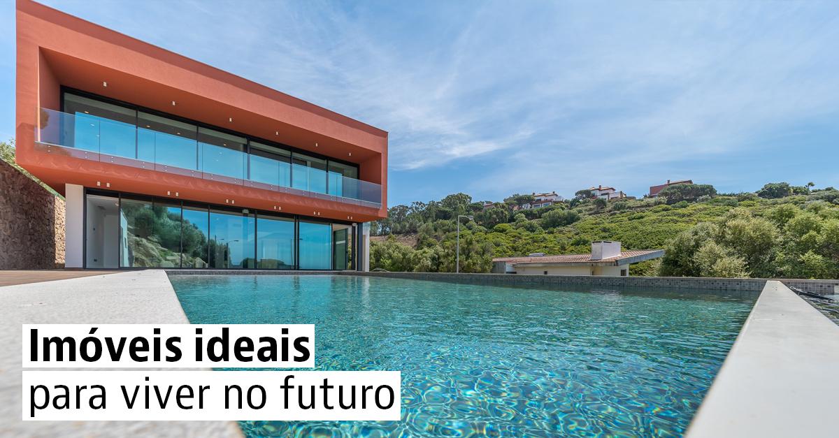 15 casas inteligentes à venda em Portugal