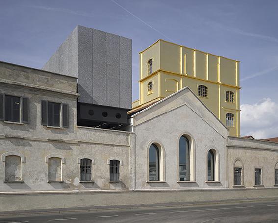 Fundação Prada. Milão, Itália. O.M.A. @Bas Princen