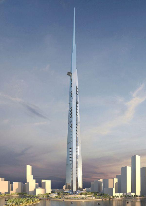 Jeddah Tower, Arábia Saudita