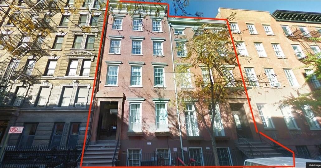 A atriz Sarah Jessica Parker vive em dois edifícios que valem 32,3 milhões de euros. / Sábado