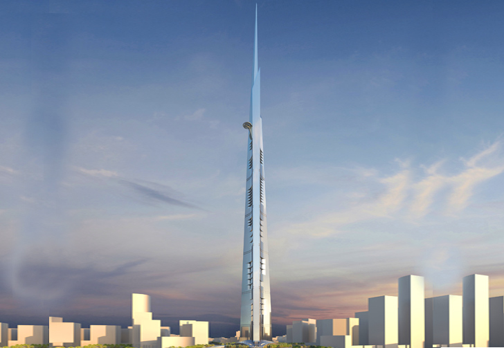 Jeddah Tower Adrian Smith + Gordon Gill Architecture