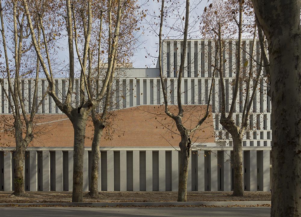 Museu de Coleções Reais de Madrid, Espanha. Mansilla + Tuñón Arquitectos. @Luis Asín
