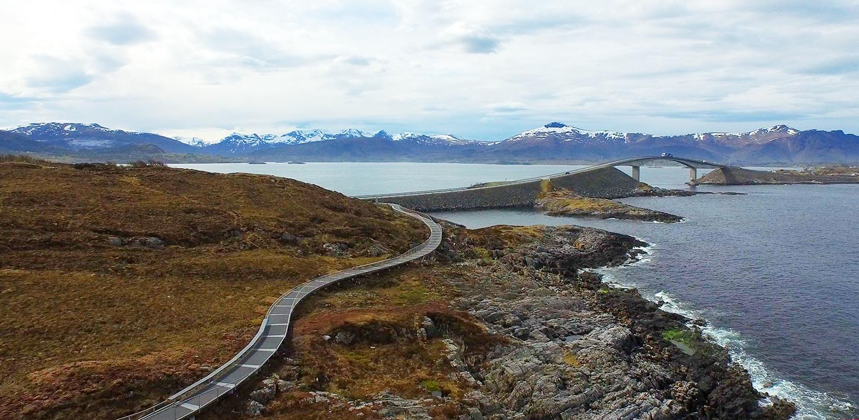 Eldhusøya Tourist Route Project. Averøy, Noruega. Ghilardi+Hellsten Arkitekter. @Roland Halbe