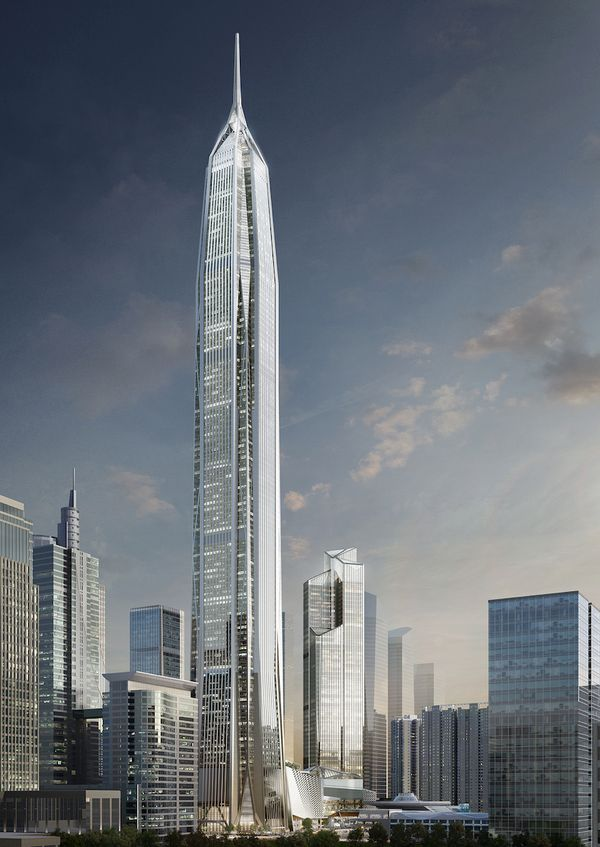 Ping An Finance Center, China