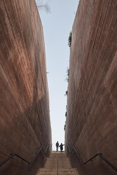Katyn Museum. Varsóvia, Polónia. BBGK Architekci. @BBGK Architekci