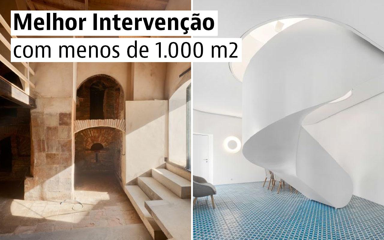 Recuperação das Instalações da Sociedade Cerâmica Antiga de Coimbra (à esquerda) e Sotheby's International Realty, no Carvoeiro  / Vida Imobiliária/idealista/news