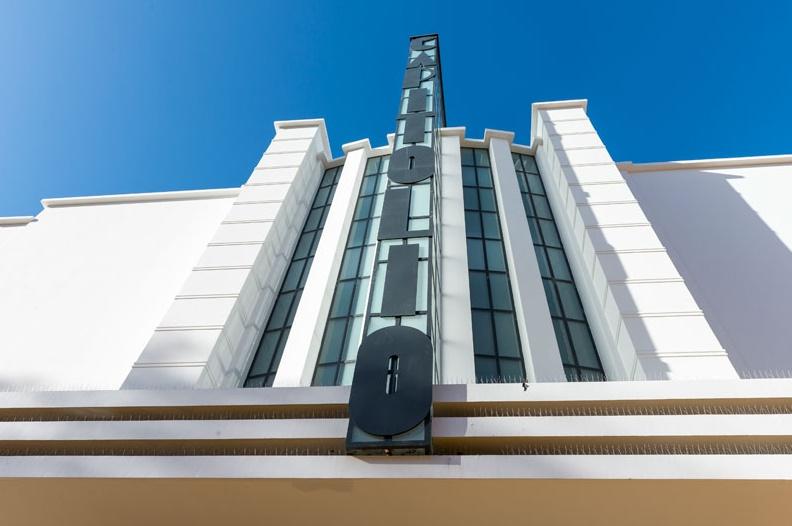 O cineteatro Capitólio, no Parque Mayer, foi renovado recentemente. / Câmara Municipal de Lisboa