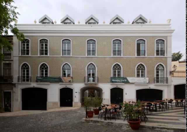 Palácio do Contador-Mor em Lisboa venceu em 2016 o prémio de melhor projeto residencial / PNRU