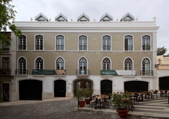Palácio do Contador-Mor, em Lisboa, foi um dos vencedores da edição do ano passado. / Vida Imobiliária