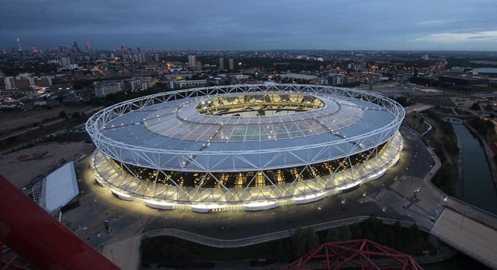 Estádio Olímpico de Londres, atual casa do West Ham