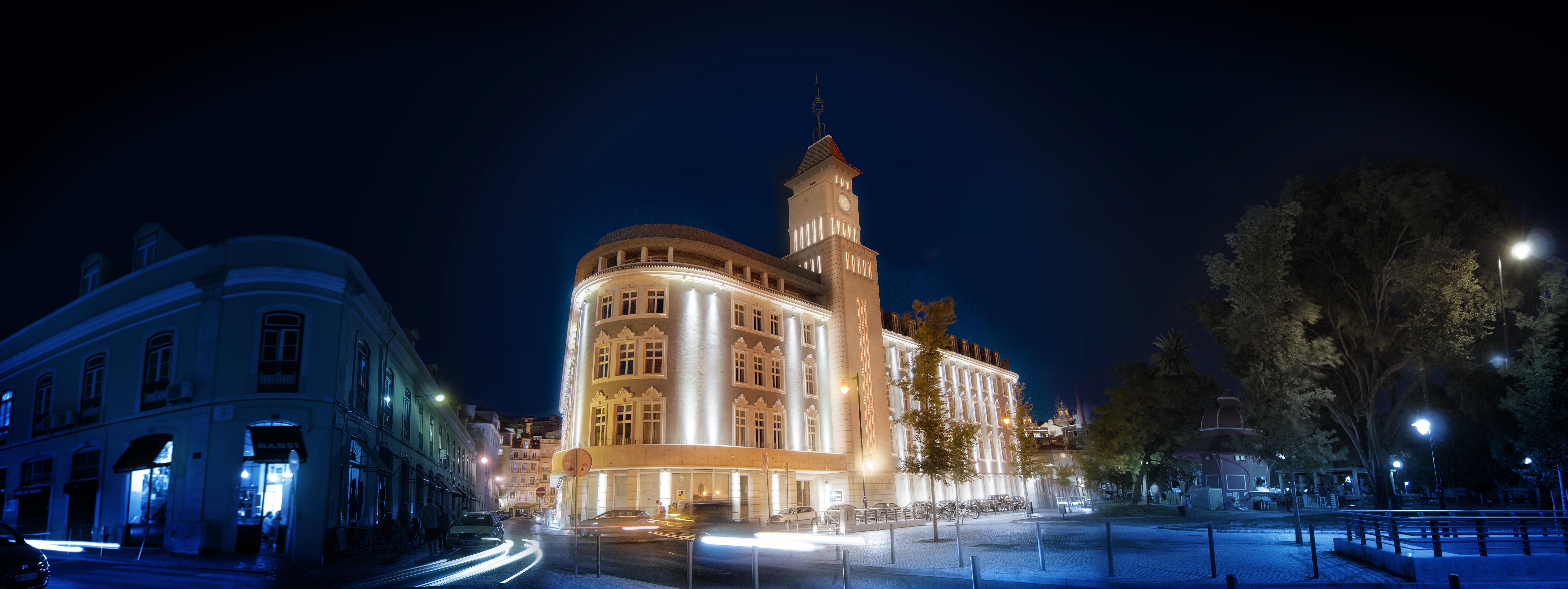 O 8 Building, em Lisboa, é um dos finalistas na Categoria Habitação. / Magazine Imobiliário