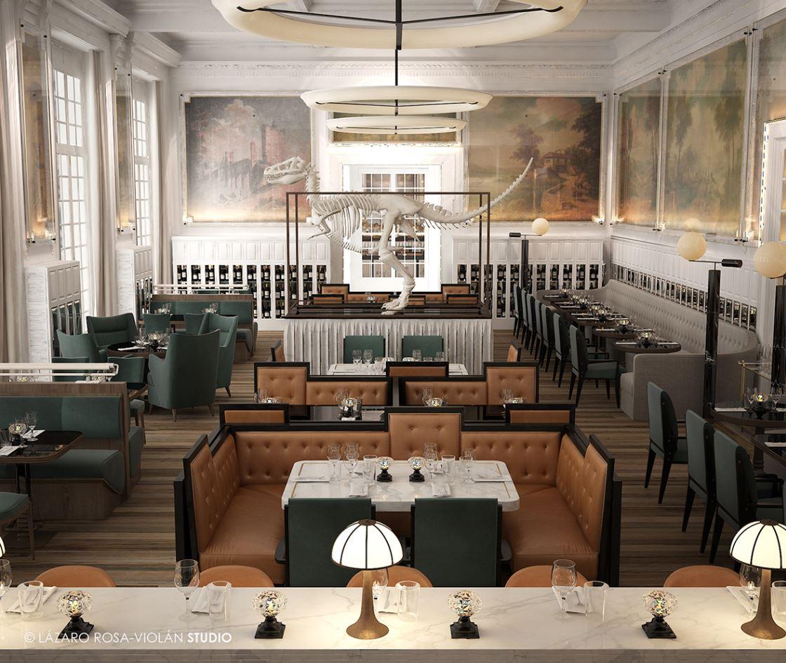Jncquoi Restaurant. / ECO