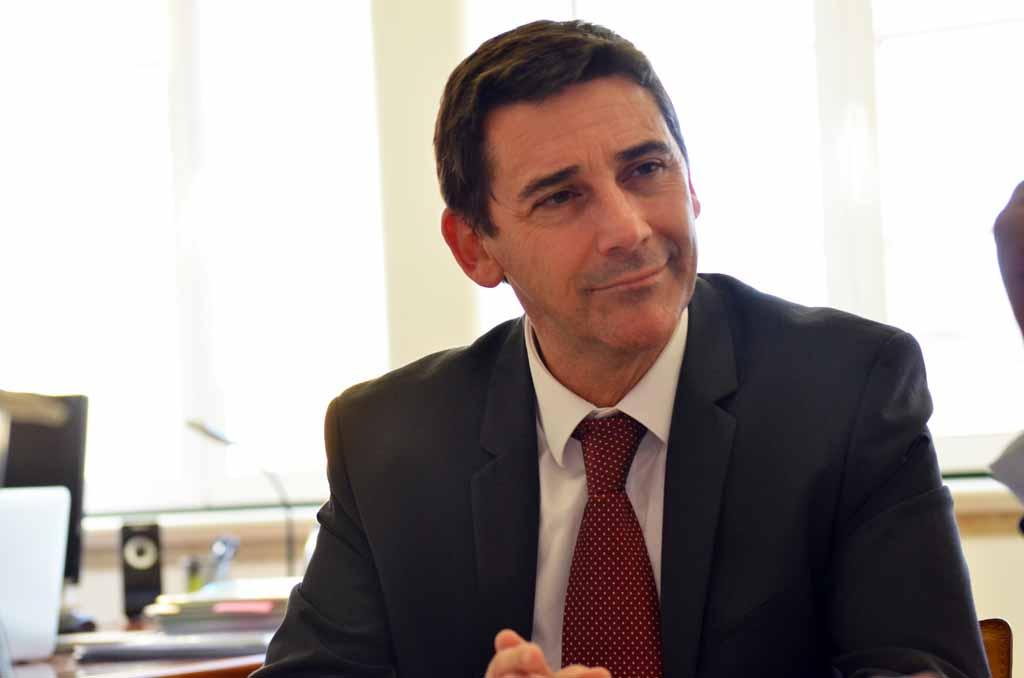 Secretário de Estado Adjunto e do Ambiente, José Mendes. / Veículos elétricos